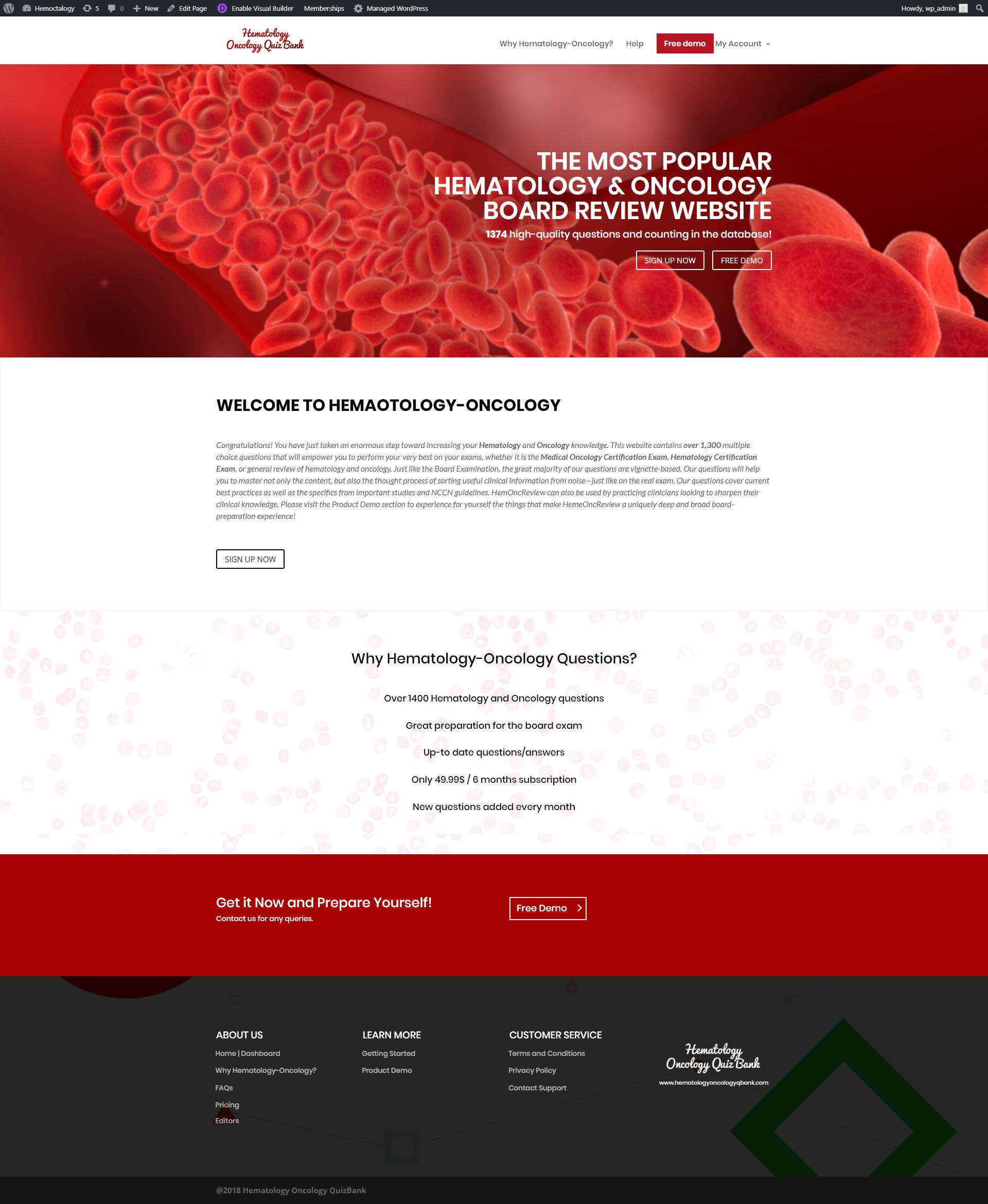 Hematology Oncology Quiz Bank